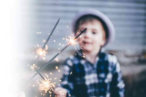 little-boy-with-firework
