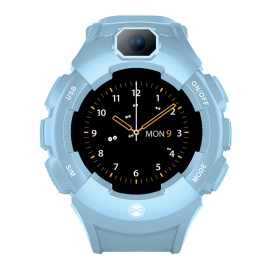 Smartwatch Care Me KW- 400 GPS WiFi blue
