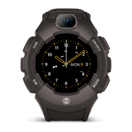 Smartwatch Care Me KW- 400 GPS WiFi graphite