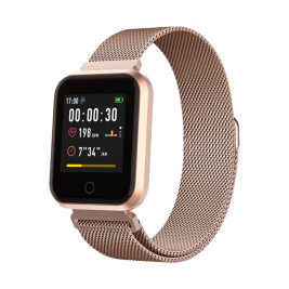 Smartwatch ForeVigo SW-300 rose gold