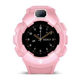 Smartwatch Care Me KW-400 GPS WiFi pink