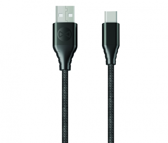 Forever Core kabel Classic USB - USB-C 1,5 m 3A czarny