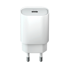 CORE 1x Type-C PD Wall charger (18W) white