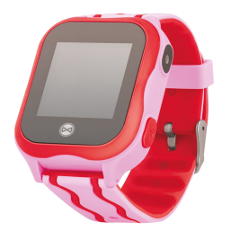 Smartwatch See Me KW-300 GPS WiFi pink