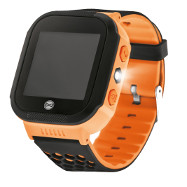 Smartwatch Find Me KW-200 GPS orange