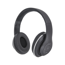 Headphones BHS-300 Music Soul bluetooth black