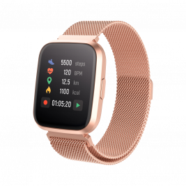 Smartwatch ForeVigo2 SW-310 rose gold