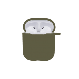 Bioio case for AirPods green